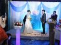 蓝鲸至尊婚宴照