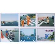 道路标线标识工程
