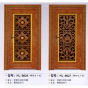 雕刻艺术门