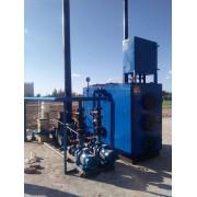 CWHGB常压数控燃煤强制抽风锅炉