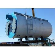 CWNS一体式冷凝常压燃气热水锅炉