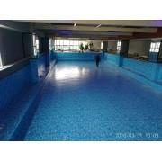 泳池内衬、胶膜、防滑地板、地垫