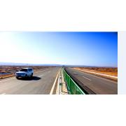 S314线瓜州至敦煌公路改建工程交通安全设施工程施工