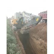 昌吉市北部屠宰场(西外环-北部屠宰场)排水管线工程施工